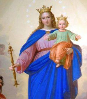 Prayer to Our Lady Mary, Help of Christians