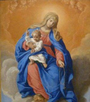 Prayer to Our Lady of the Rosary