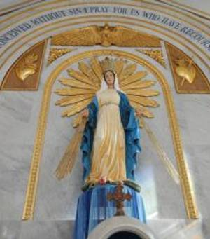 Prayer to Our Lady of Grace