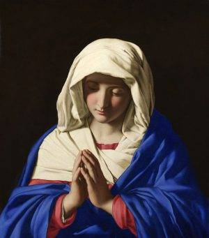 Prayer to the Blessed Virgin Mary