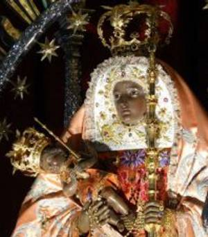 Prayer to Our Lady of Candelaria