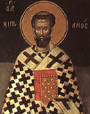 Image - St. Cyprian
