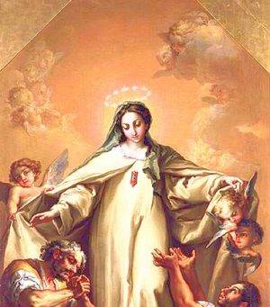 Prayer to Our Lady of Mercy