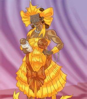 Prayer to Oshun